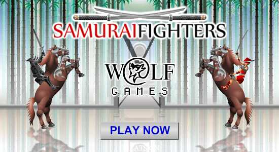 Samurai Fighters Sword Shooting Combat Game